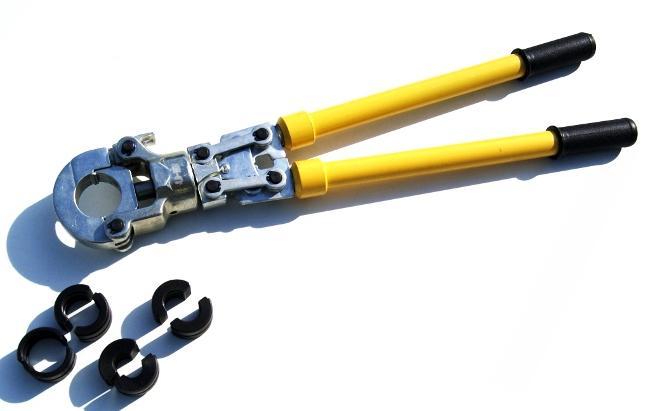 ae28ed264138c Ručný lis pre fitingy PEX-AL-PEX 16-32mm TYP U   Vybavenie dielní