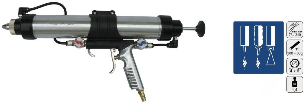 e8bf3c09e4df8 Pneumatické -vzduchové náradie | Pneumatická pištoľ na silikón ...