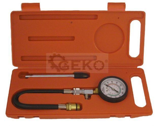 Tlakový tester kompresie (benzín)