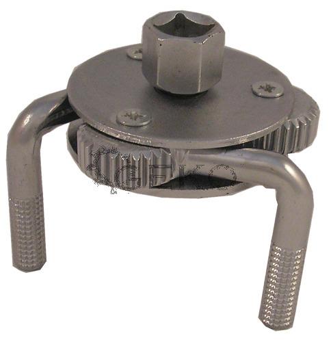 """Kľúč na olejové filtre 3/8""""(62-120mm)"""